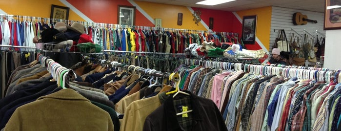 Brooklyn Thrifting