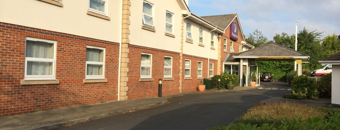 Premier Inn Coventry South (A45) is one of Coventry.