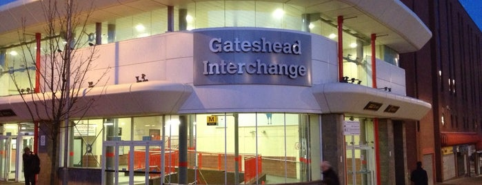 Gateshead Interchange is one of Mikeさんのお気に入りスポット.