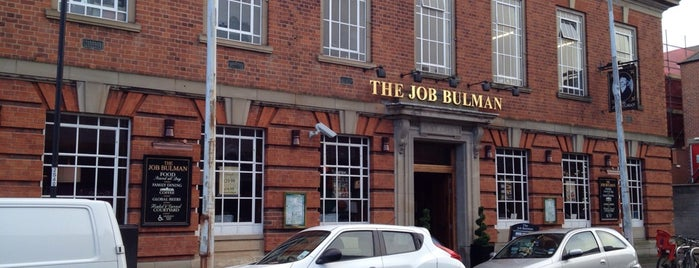 The Job Bulman (Wetherspoon) is one of Carlさんのお気に入りスポット.