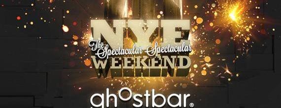 GHOSTBAR is one of Las Vegas New Years Eve 2013 - Las Vegas NYE.