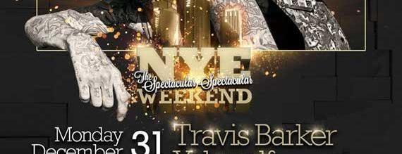 Rain Nightclub is one of Las Vegas New Years Eve 2013 - Las Vegas NYE.