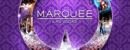 Marquee Nightclub & Dayclub is one of Las Vegas New Years Eve 2013 - Las Vegas NYE.