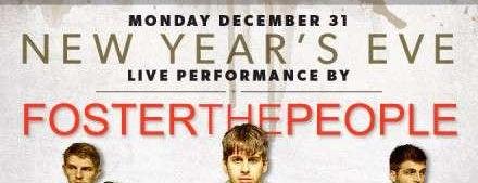 The Bank Nightclub is one of Las Vegas New Years Eve 2013 - Las Vegas NYE.