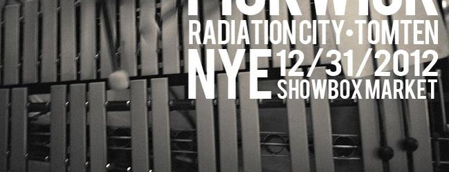 The Showbox is one of Seattle New Years Eve 2013 - Seattle NYE Parties.