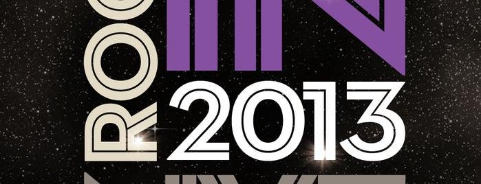 Body English Nightclub is one of Las Vegas New Years Eve 2013 - Las Vegas NYE.