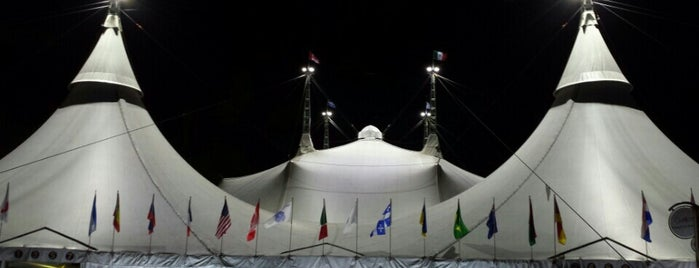 Cirque Du Soleil Corteo is one of Edwulfさんのお気に入りスポット.