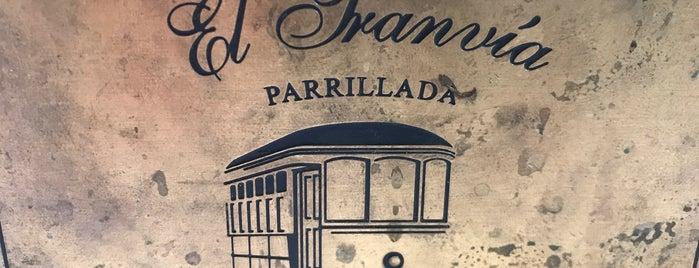 El Tranvía is one of Lugares favoritos de Rodrigo.
