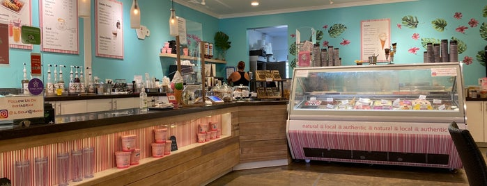 Il Gelato Cafe is one of Hawaii.
