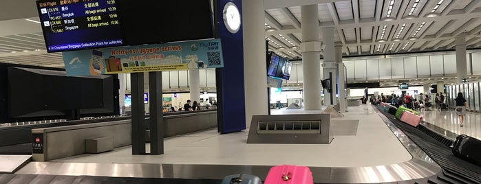 Baggage Claim Belt No.3 is one of Shank : понравившиеся места.