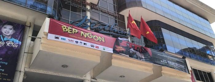 Bến Thành Theater is one of Posti che sono piaciuti a Hà Vũ.