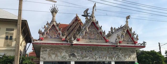 Wat Klang Bang Kaew is one of darunee 🌸 님이 좋아한 장소.