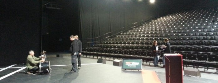 Teatro Arena is one of สถานที่ที่ Justinas ถูกใจ.