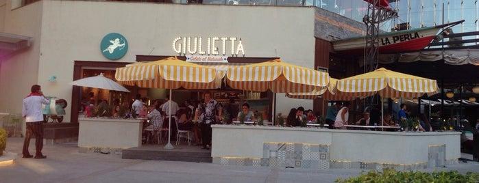 Giulietta is one of Orte, die Nino gefallen.