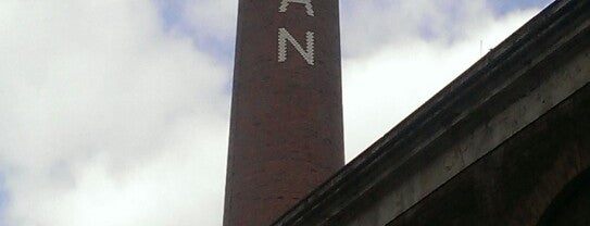 The Old Truman Brewery is one of United Kingdom.
