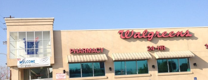 Walgreens is one of Los Angeles.