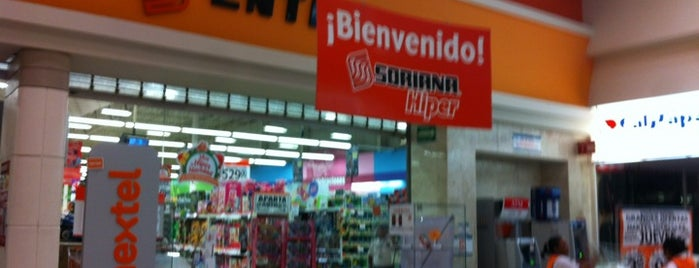 Soriana is one of Cabo Groceries.