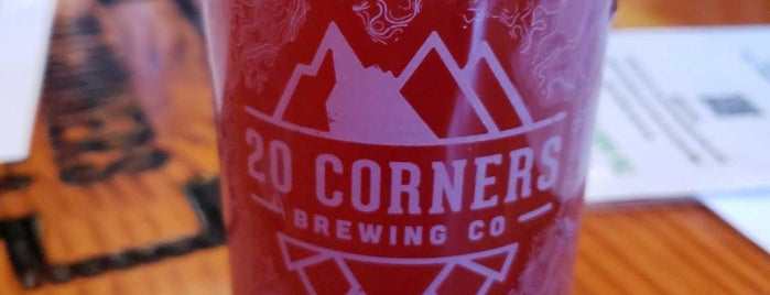 20 Corners Brewing is one of Woodinville.
