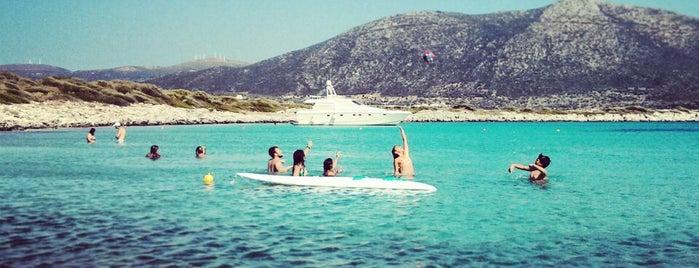 Γαλάζια Λίμνη is one of have been.