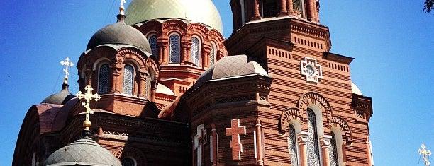 Свято-Екатерининский Кафедральный Собор is one of Россия.