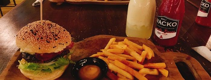 Wacko Burger Cafe is one of Neu Tea's Bali Trip.