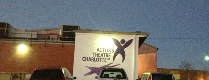Actor's Theatre of Charlotte is one of New Play Havens.