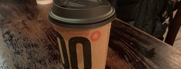 200 Degrees Coffee is one of Locais curtidos por Abdulaziz.