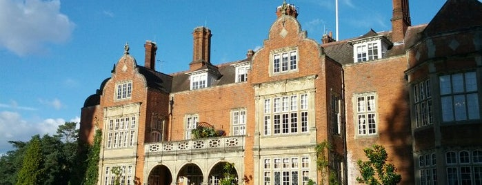 Tylney Hall is one of Woot's Best Hotels of Great Britain.