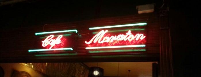 Maraton Cafe is one of Yunusさんのお気に入りスポット.