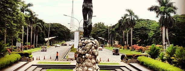University of the Philippines (UP) is one of Orte, die 冰淇淋 gefallen.