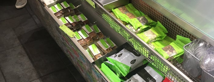 Abokado is one of Gluten free London.
