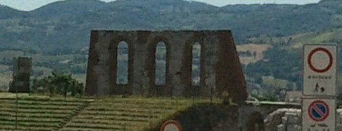 Belvedere, Gubbio is one of Lugares favoritos de Alessandro.