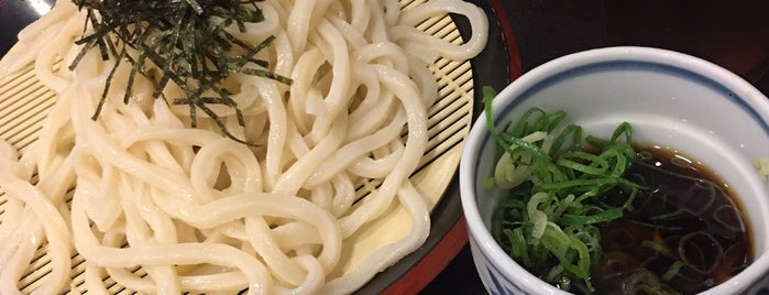 Seto Udon is one of 品川ランチmap.