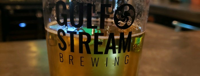 Gulf Stream Brewing Company is one of Lieux qui ont plu à Jacobo.