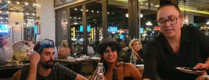 Louie Bossi's Ristorante Bar Pizzeria is one of Open Table 100 Best Restaurants.