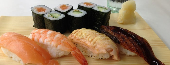 Sushi Wagocoro is one of Helsinki.
