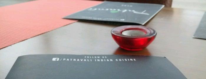 Patravali is one of สถานที่ที่บันทึกไว้ของ Cynthia.
