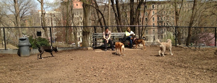 Morningside Park Dog Run is one of Posti che sono piaciuti a Tania.