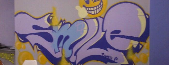 Smile is one of Ifigenia: сохраненные места.