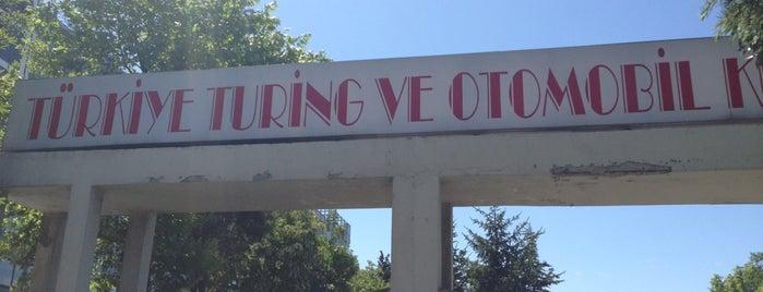 Türkiye Turing ve Otomobil Kurumu is one of Lieux qui ont plu à Mesut.