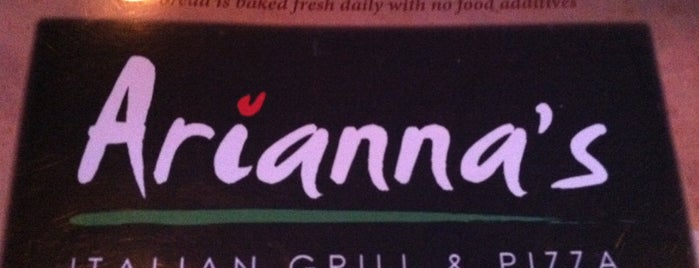 Arianna's Grill is one of RVA Carytown/Museum District Restaurants.