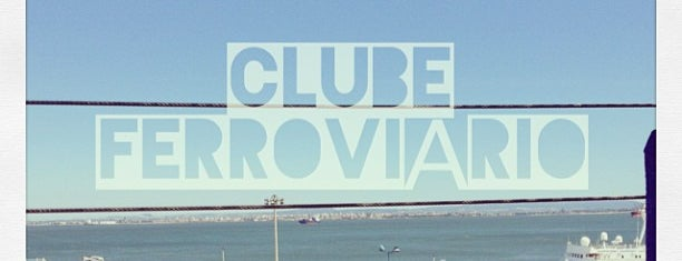 Clube Ferroviário is one of Marcさんの保存済みスポット.