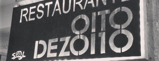 Oito Dezoito is one of Eat in Lisboa.