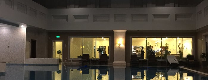 Rixos SPA is one of SPA centers of Astana.