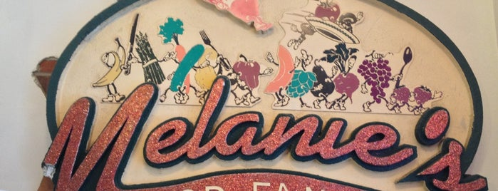 Melanie's is one of Boone's Finest!.