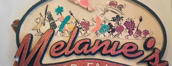 Melanie's is one of Lugares favoritos de Pattie.