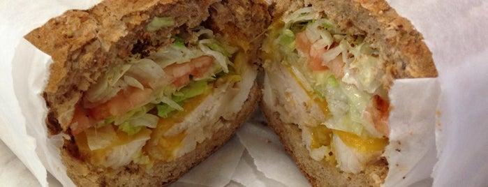 Potbelly Sandwich Shop is one of Orte, die rodney gefallen.