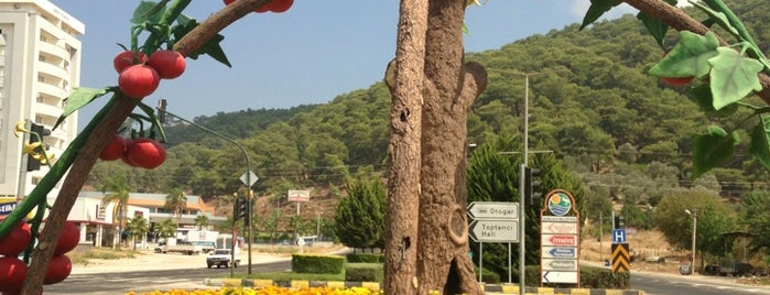 Kumluca»Kemer yolu is one of Tempat yang Disukai ibrahim.