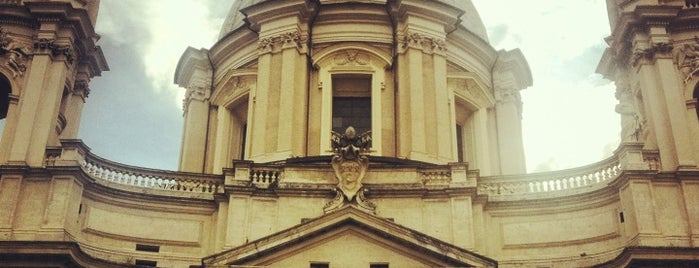 Chiesa di Sant'Agnese in Agone is one of Rom To Do.