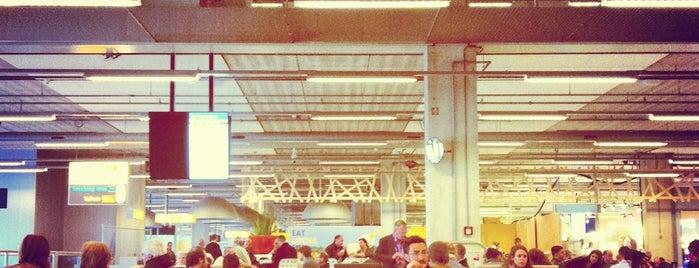 Aeropuerto de Eindhoven (EIN) is one of Free WiFi Airports 2.